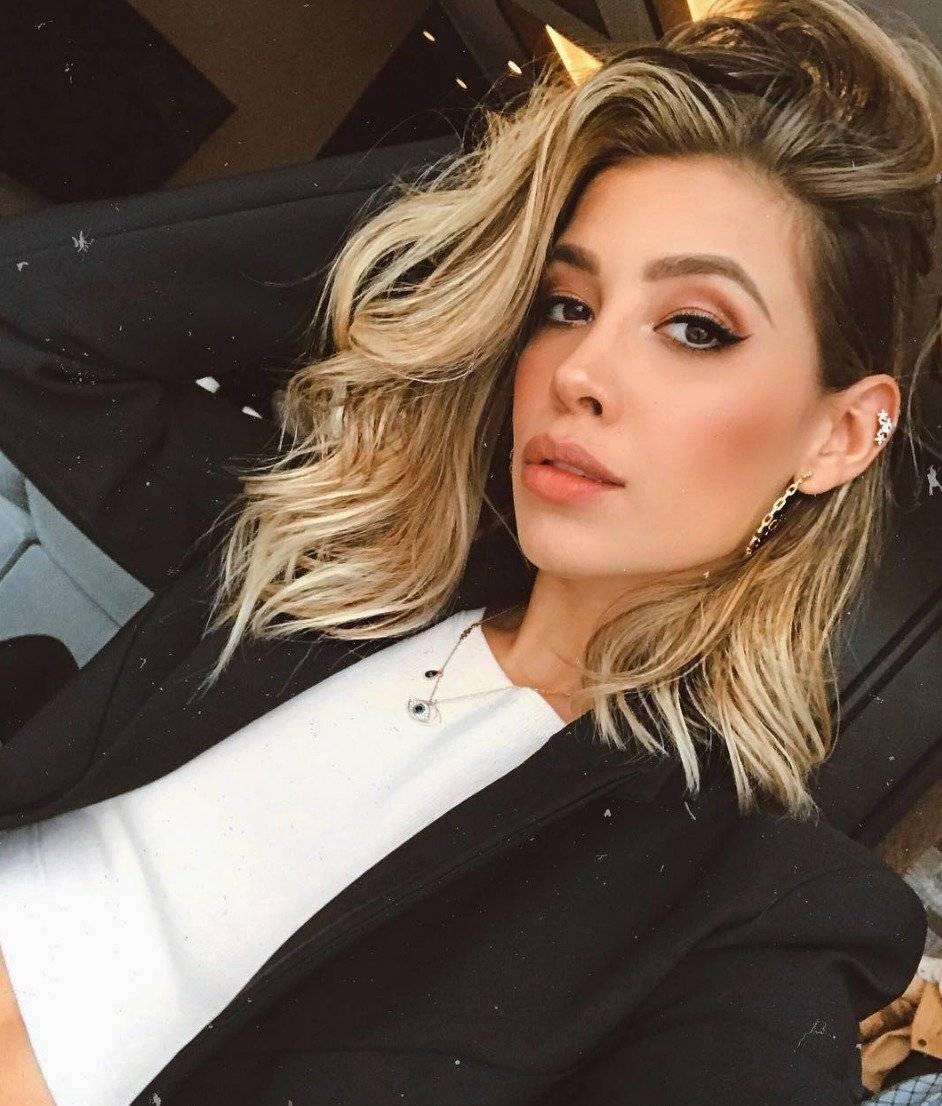 Michelle Salas cuenta con un millón de seguidores en Instagram Instagram