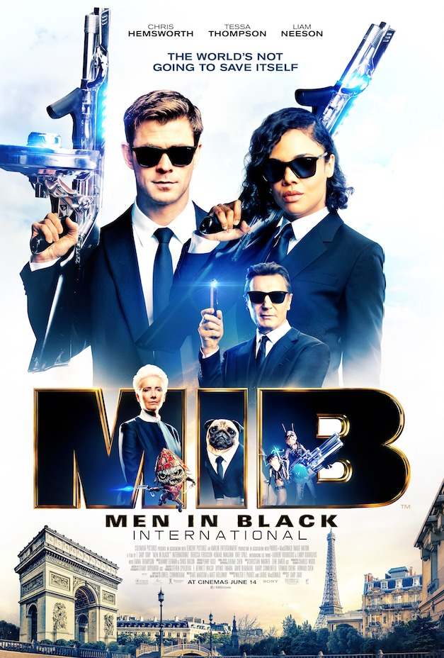 Men in Black International: aparece segundo trailer de la nueva entrega para la famosa saga