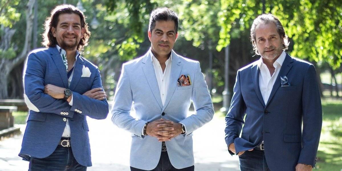Los Tres Pianistas llegan al Choli