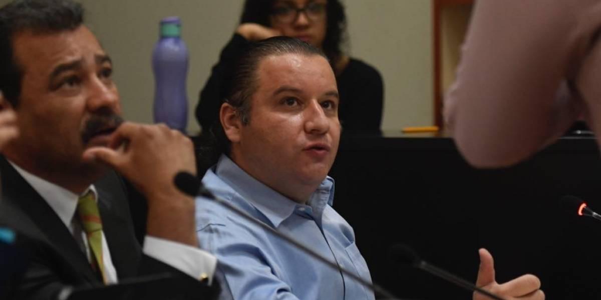 Roberto Barreda insiste en que juez se equivocó, acude a la CC