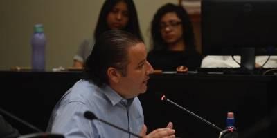 Roberto Barreda declara en audiencia el caso Siekavizza