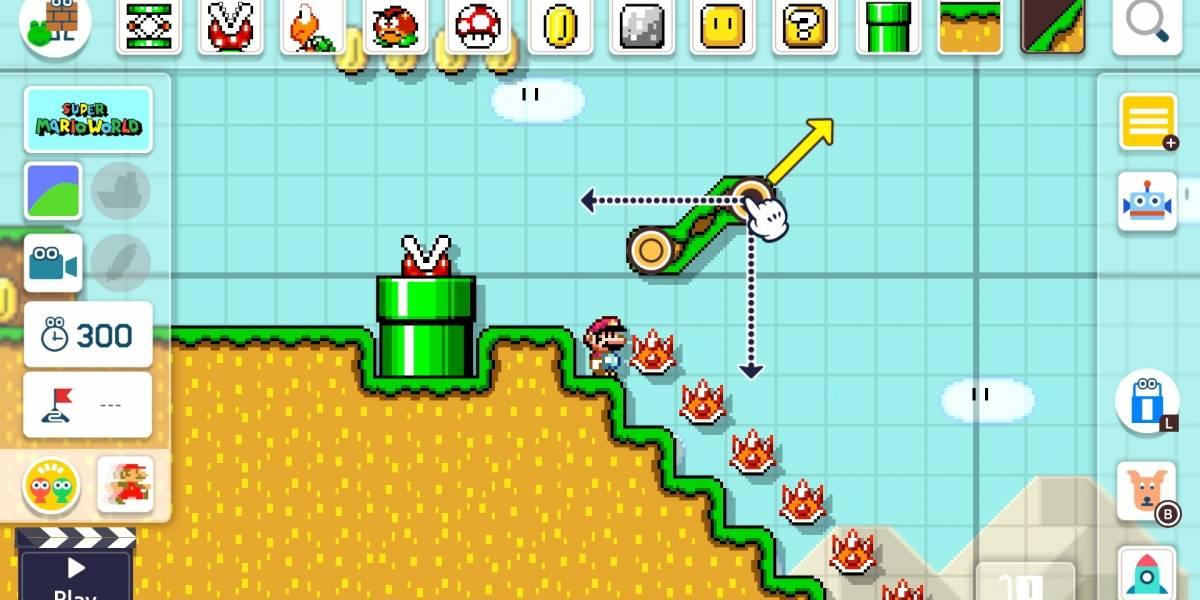 Um infinito de possibilidades! Nintendo anuncia data de lançamento do Super Mario Maker 2