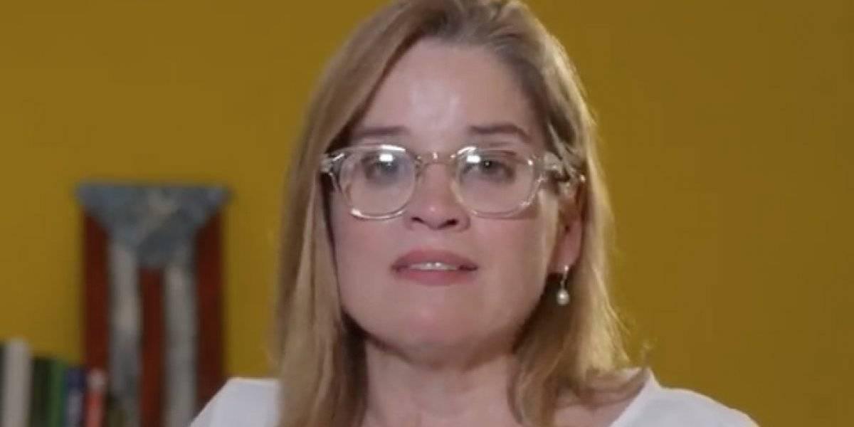 """""""El gobernador dice una cosa y hace otra"""", dice Carmen Yulín"""