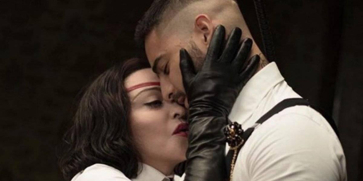 Video de Maluma y Madonna provoca debate en las redes