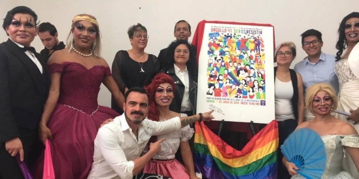 Marcha de orgullo LGBT+ conmemorará El baile de los 41