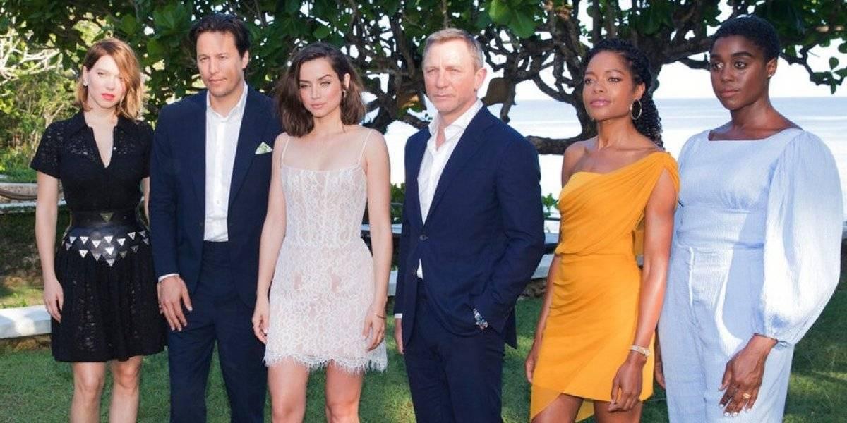 """Lanzan película """"Bond 25"""" desde Jamaica"""