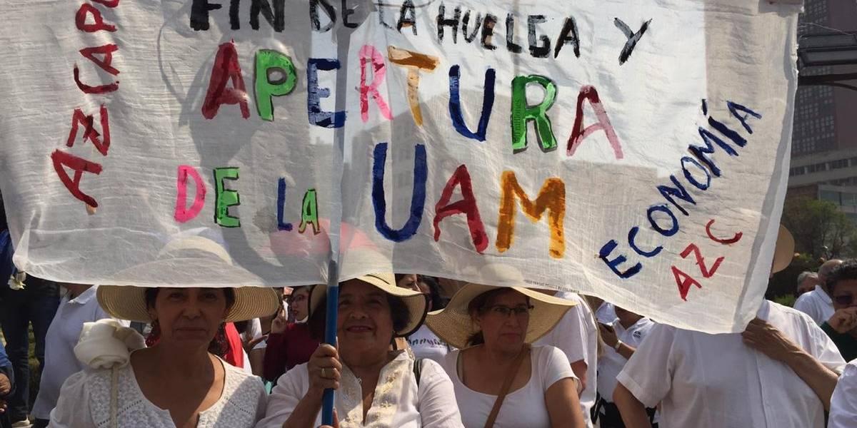 Retiran banderas de huelga en instalaciones de UAM