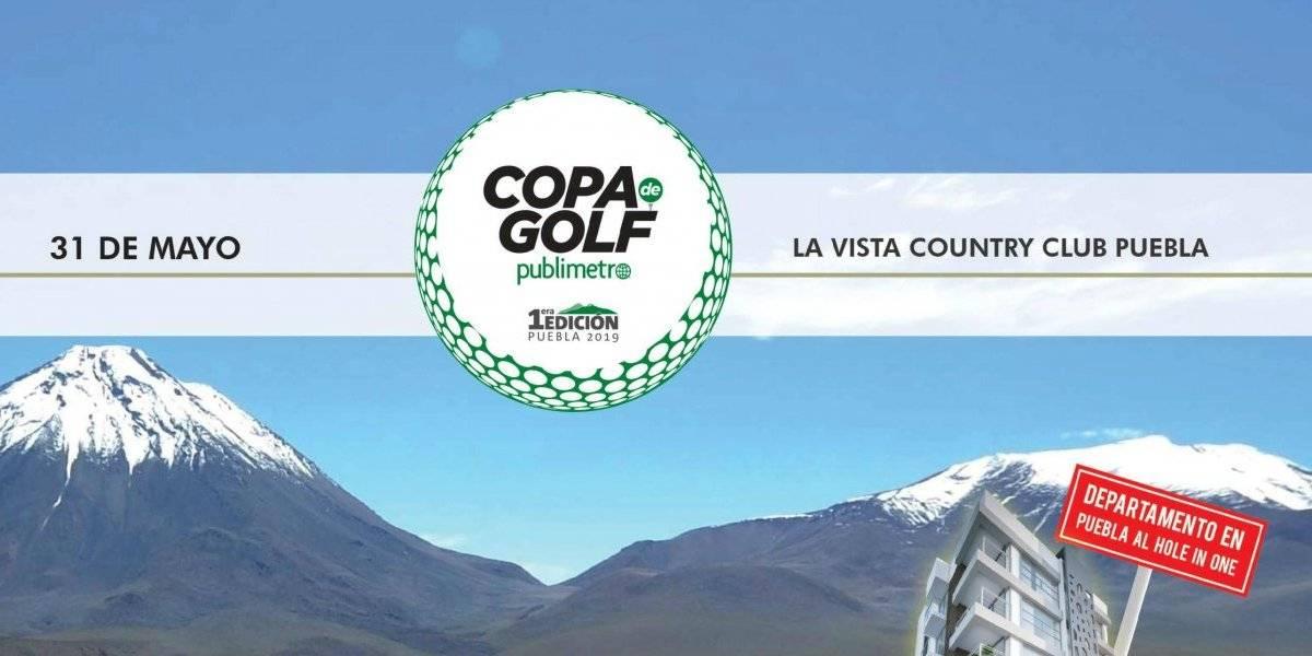 Primera Edición de la Copa Golf Publimetro 2019 llega a Puebla