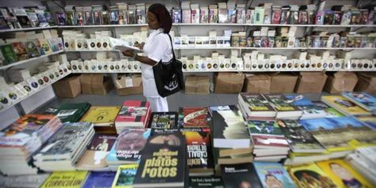 """Desde hoy, la Zona Colonial acoge la  """"Feria del Libro"""""""