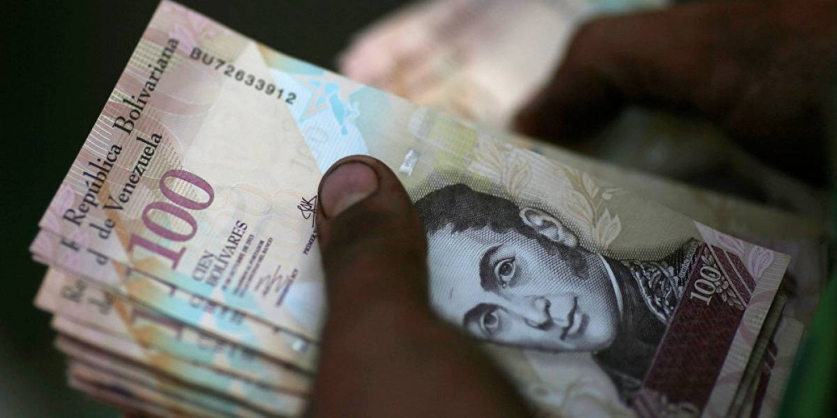 Salario mensual en Venezuela se eleva a casi 8 dólares