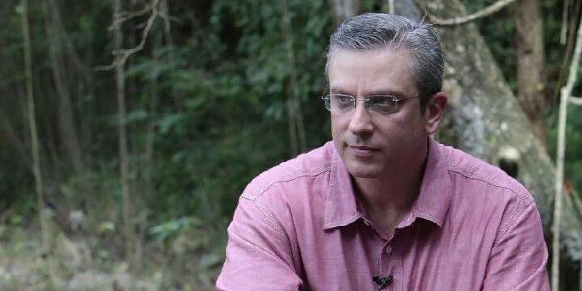 Exgobernador Alejandro García Padilla le da duro al gym