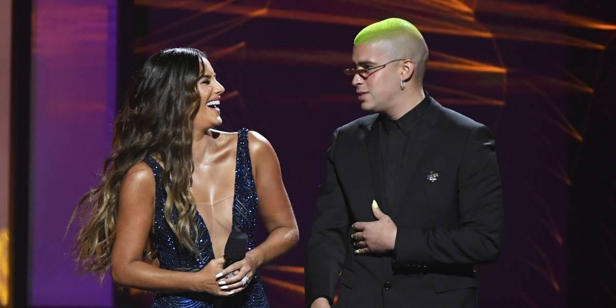 Bad Bunny cantó a capella en los Billboard 2019 y sorprendió a todos