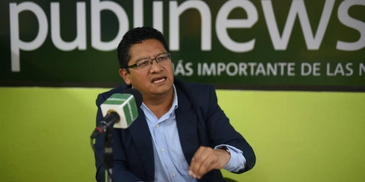 El 10 del candidato: Aníbal García, de Libre