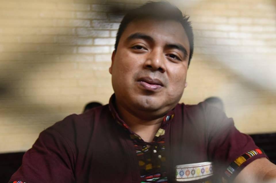 PDH se pronuncia por el fallo que absolvió a Abelino Chub Caal. Foto: Omar Solís
