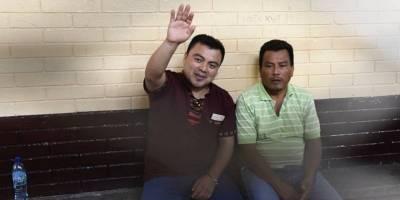Abelino Chub Caal es absuelto por tribunal.