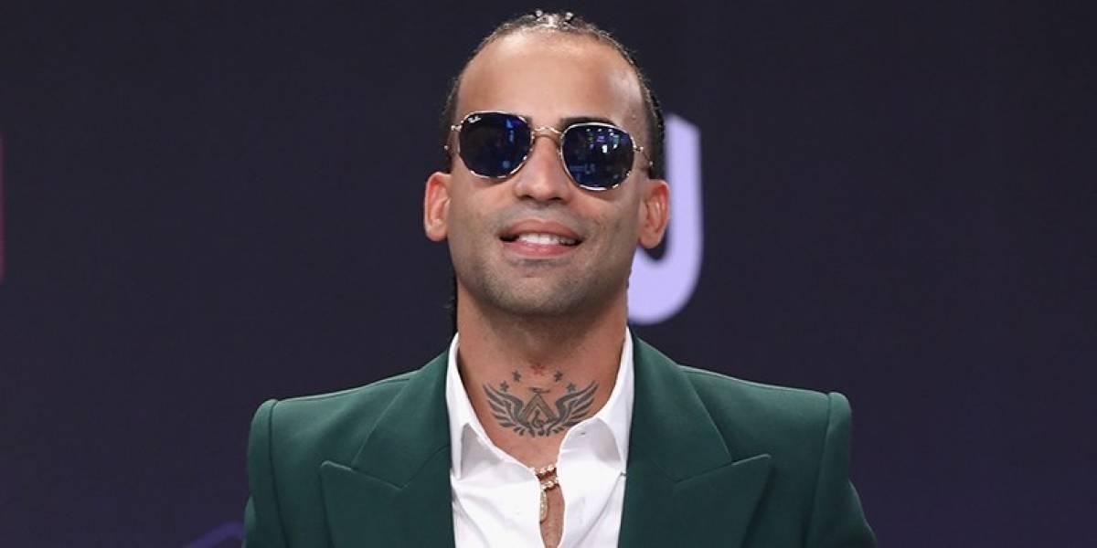 Se filtró la foto de Arcángel en la cárcel por violenta agresión en Las Vegas