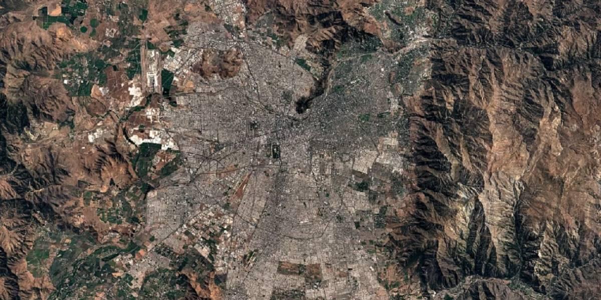 Mira cómo ha cambiado Santiago, Bogotá, CDMX y el mundo entero en este timelapse de Google Earth