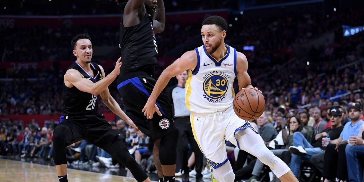 Clippers vs. Warriors: ¡Sexto round de esta interesante serie de playoffs de NBA!