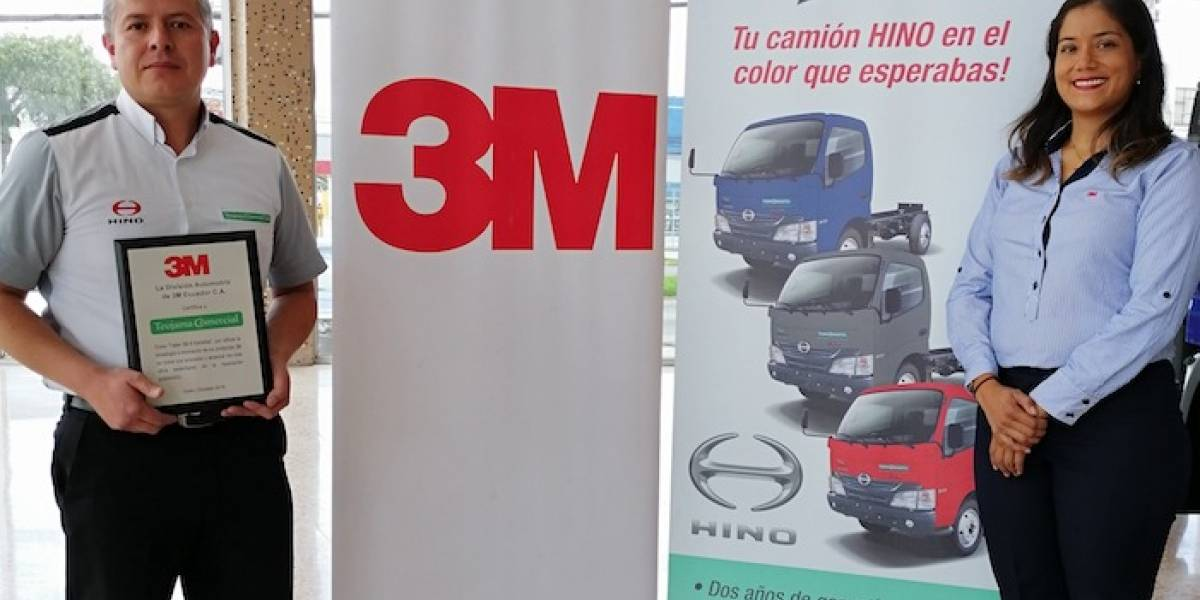 Teojama Comercial obtuvo certificación de calidad 3M