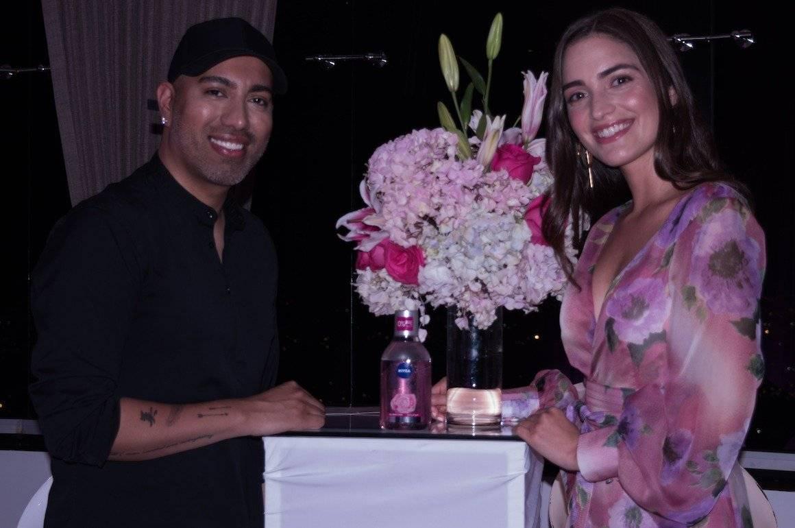Daniel Chinchilla, maquillista de Ariana Grande, estuvo en Ecuador y dio sus tips de belleza
