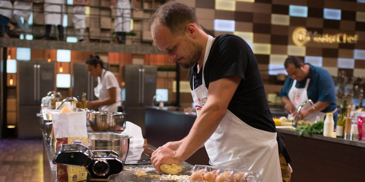 MasterChef Brasil: 'Terminei a prova bem tenso, bem preocupado', diz Eduardo