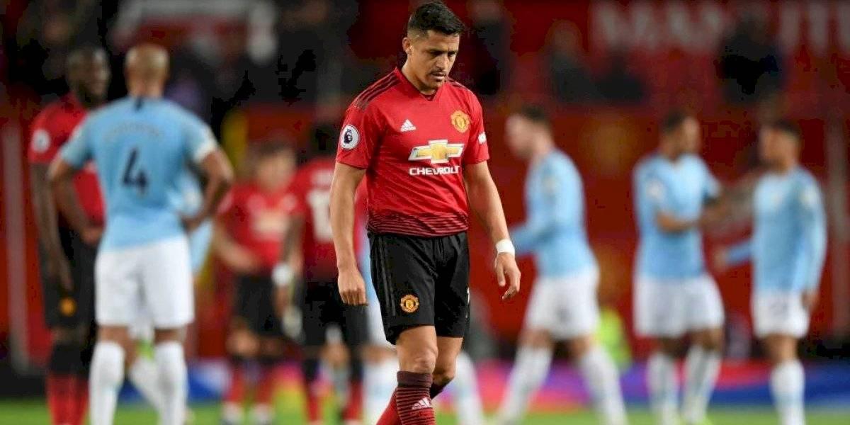 Alexis Sánchez será rechazado por Manchester United y Qatar asoma como un posible nuevo destino