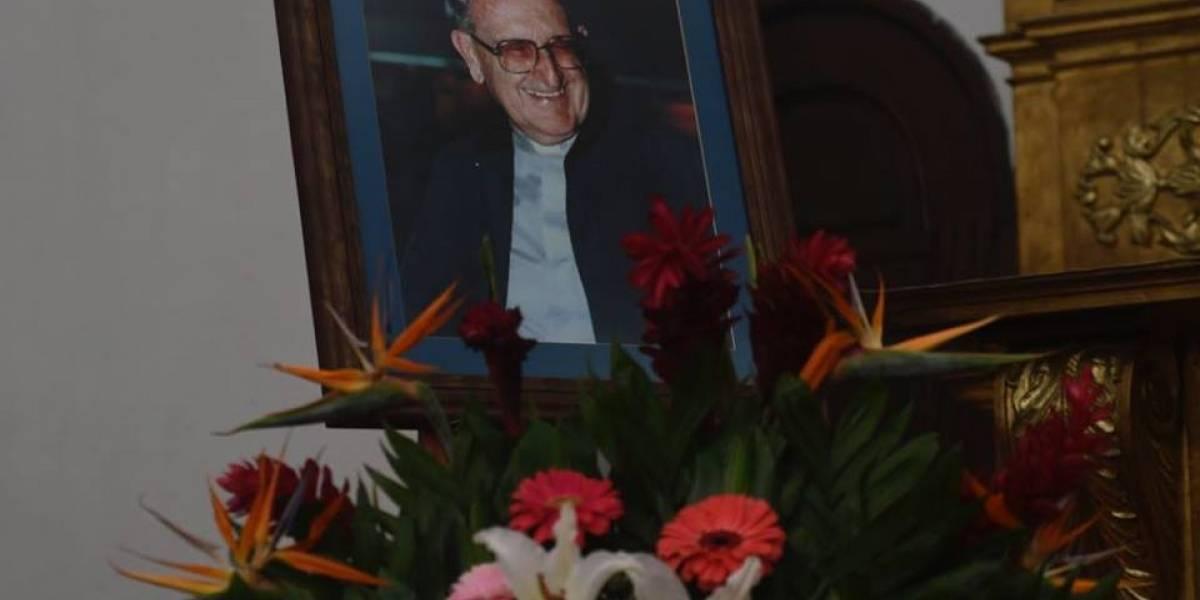 Conmemoran al obispo Juan José Gerardi, ultimado hace 21 años