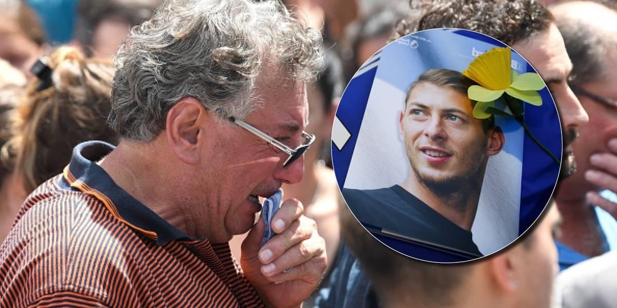 La muerte llega al padre de Emiliano Sala, tres meses después del fallecimiento del futbolista