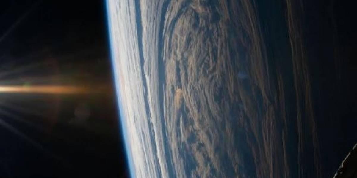 Imagem impressionante! NASA divulga registro da Terra vista do espaço