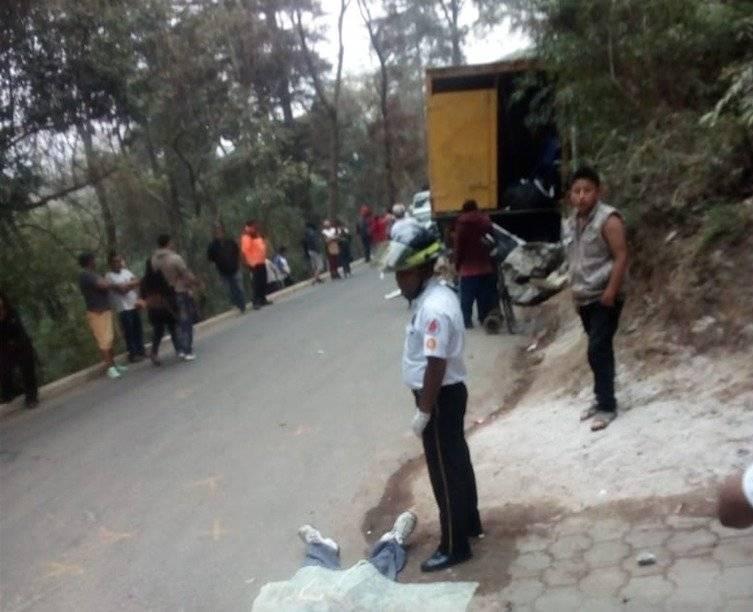 recolectores de basura atacados en Mixco