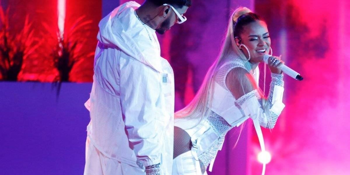Karol G colaboraría en una canción con Ivy Queen