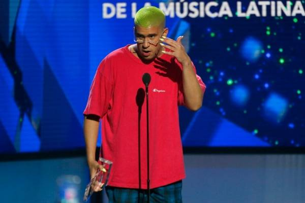 Image result for bad bunny billboard 2019