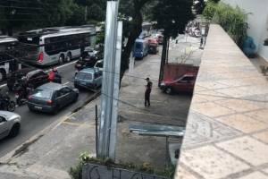 Motorista morre após ser baleado na avenida Atlântica