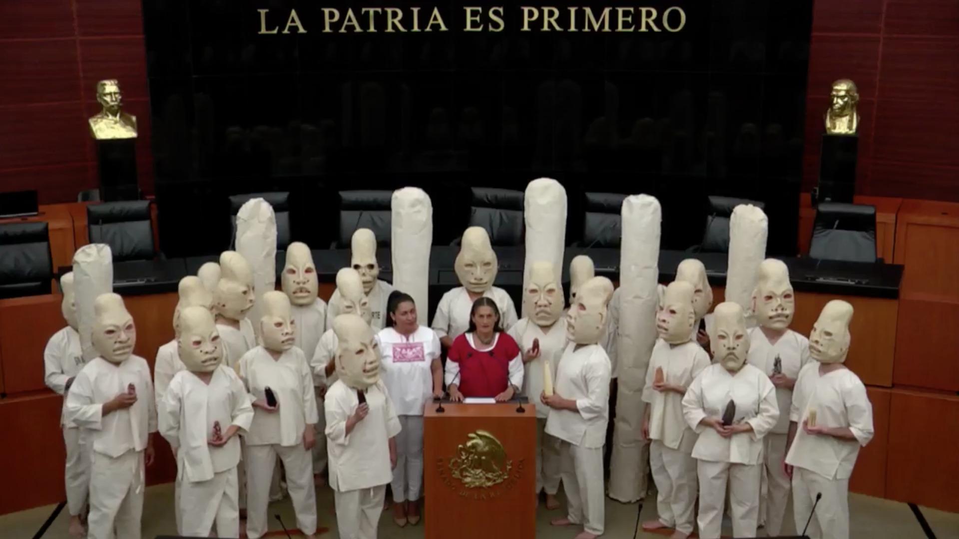 México ritual
