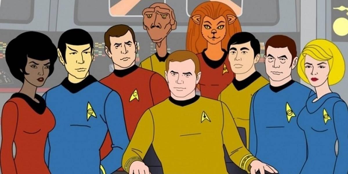 Nickelodeon anuncia una nueva serie animada de Star Trek