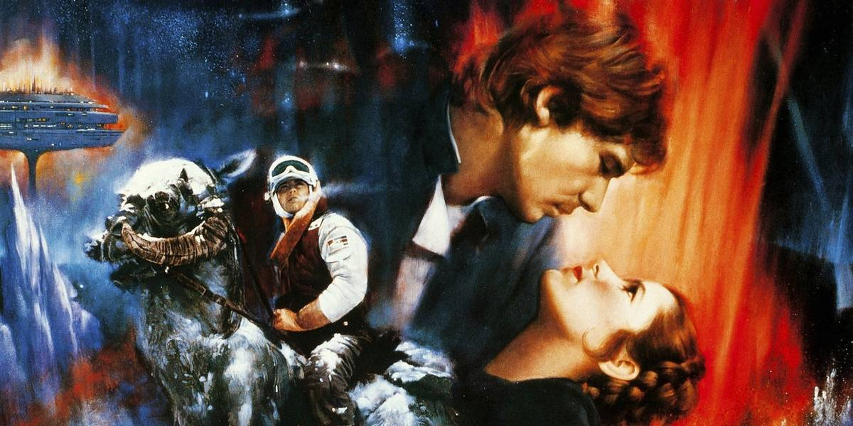 Star Wars: The Empire Strikes Back ya tiene logo para festejar su 40 aniversario