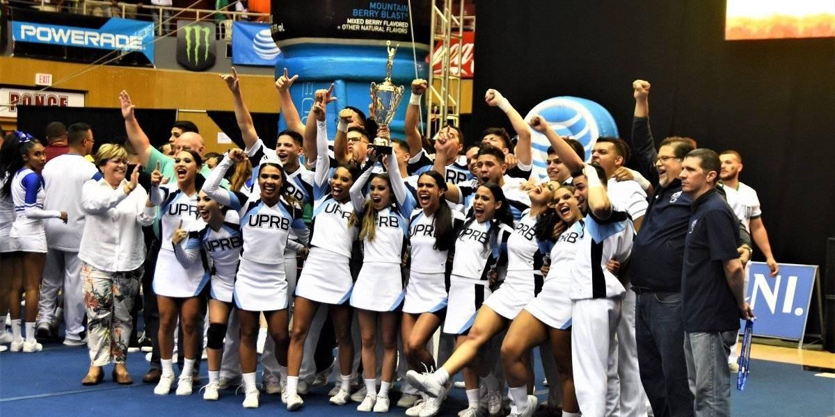 UPR Bayamón gana campeonato de porrismo en justas de LAI