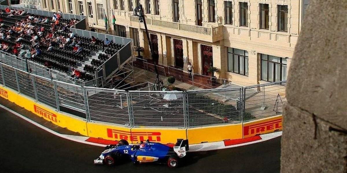 F1 2019 Gran Premio Azerbaiyán- Baku: Resultado de sesión de clasificación por el Pole Position