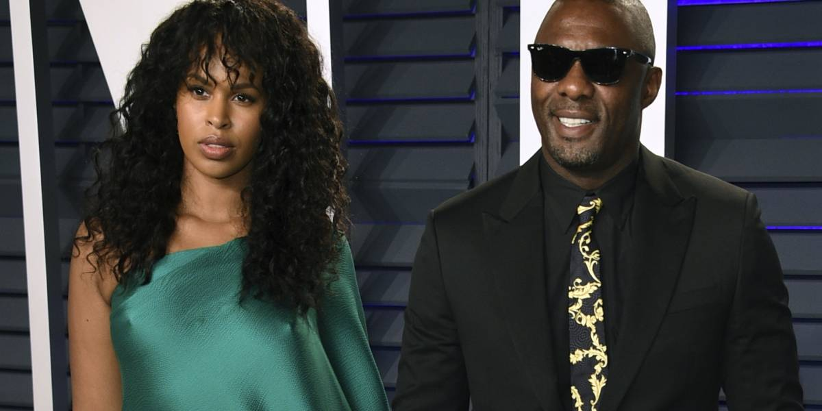 Idris Elba se casa en Marruecos con la modelo Sabrina Dhowre