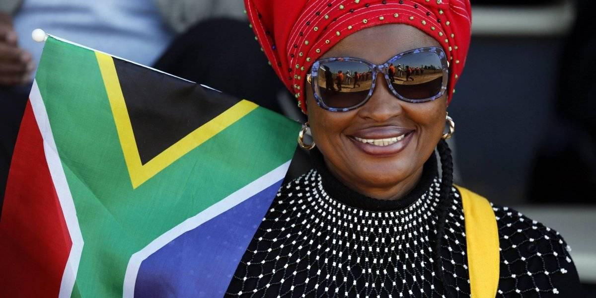 Sudáfrica conmemora el aniversario 25 del fin del apartheid