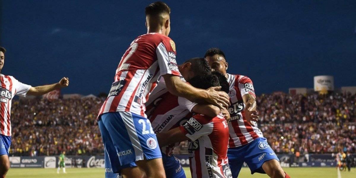 Atlético de San Luis avanza a la final del Ascenso MX