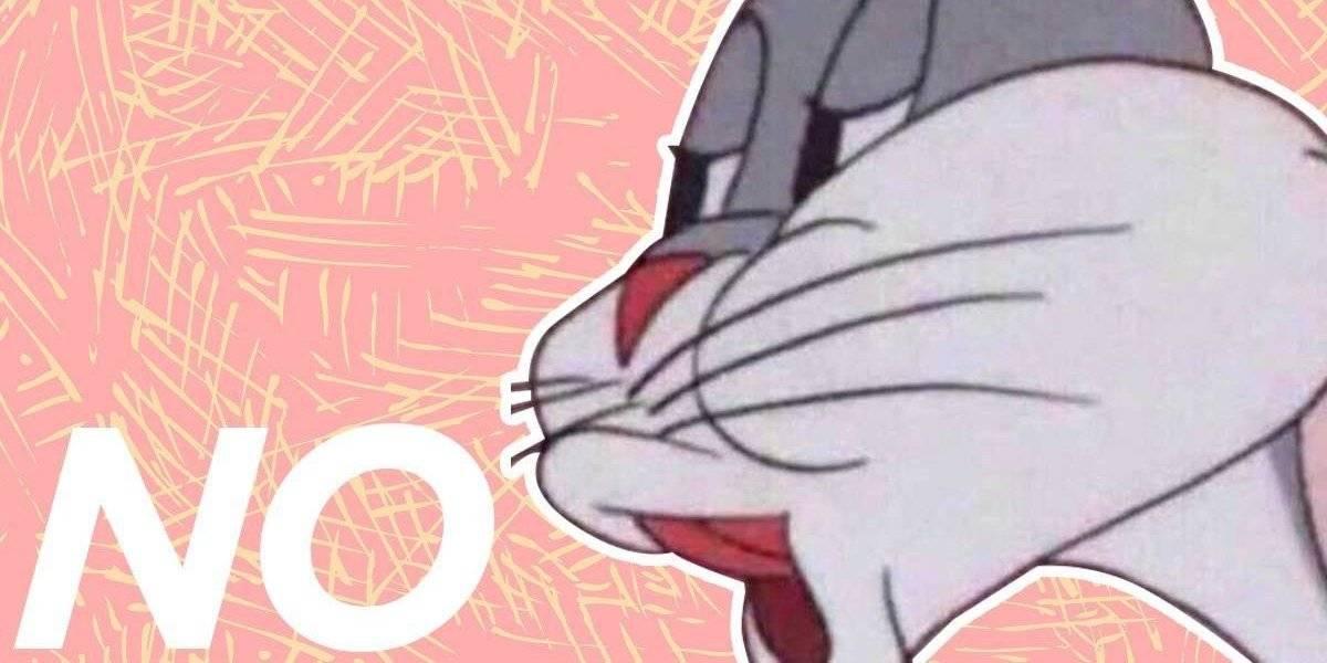 De este capítulo de los Looney Tunes, es el origen del meme de Bugs Bunny