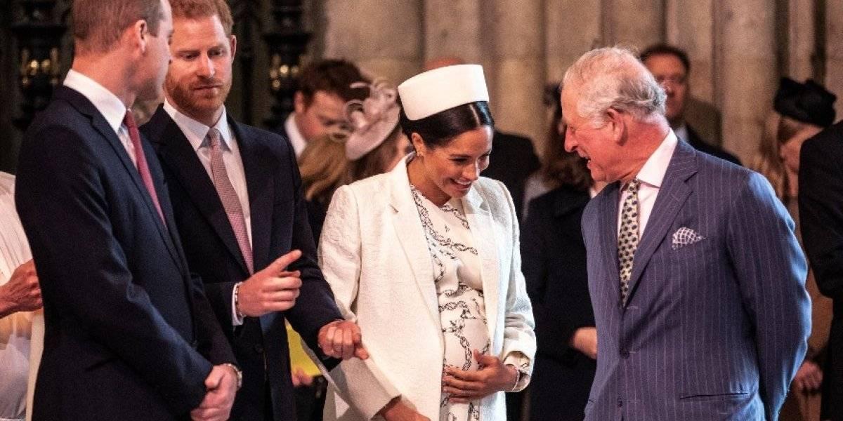 El bebé de Meghan Markle y del Príncipe Harry está próximo a nacer