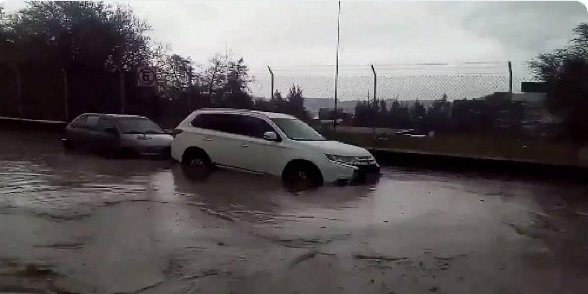 Quito: Fuerte lluvia pasó factura a la capital