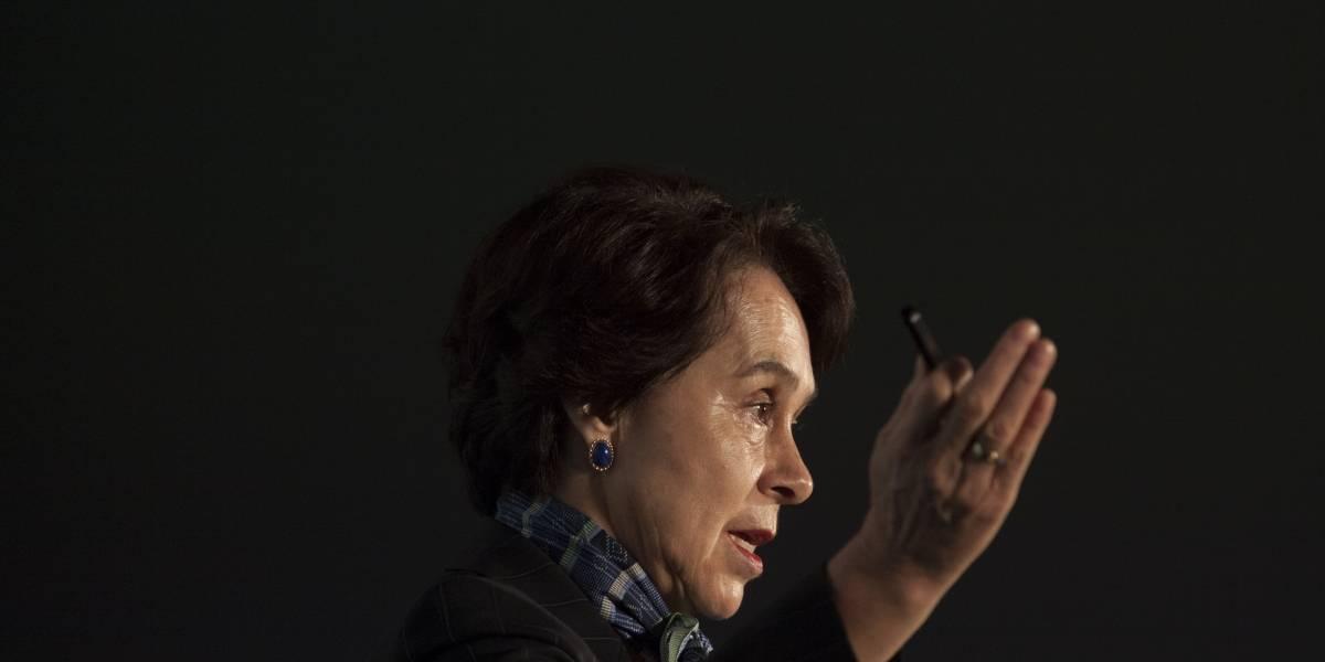 Muere María de los Ángeles Moreno, ex líder nacional del PRI