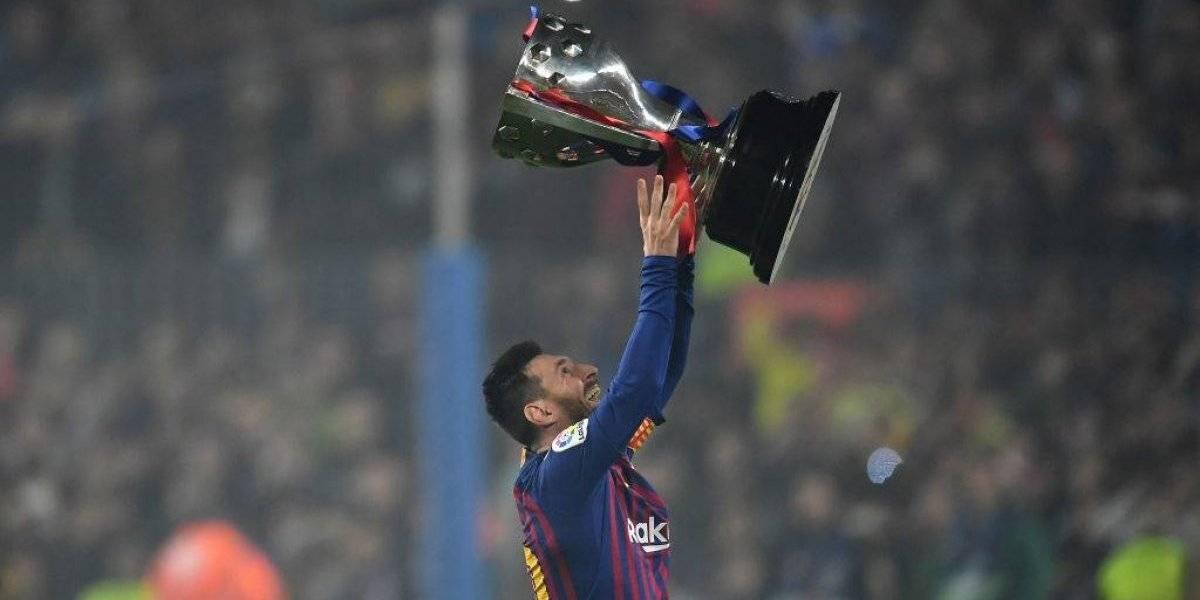 Los bestiales números de Messi: Se transformó en el jugador con más ligas ganadas en Barcelona