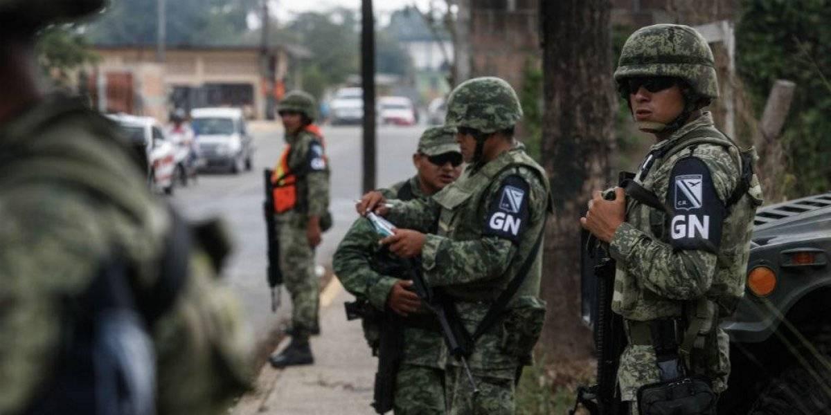 Arranca Guardia Nacional en frontera sur con 10 coordinaciones
