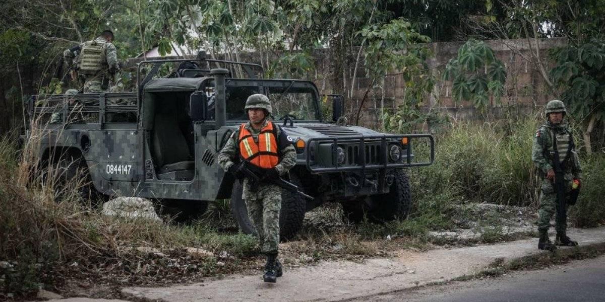 Operación de Guardia Nacional no afecta principios constitucionales: AMLO