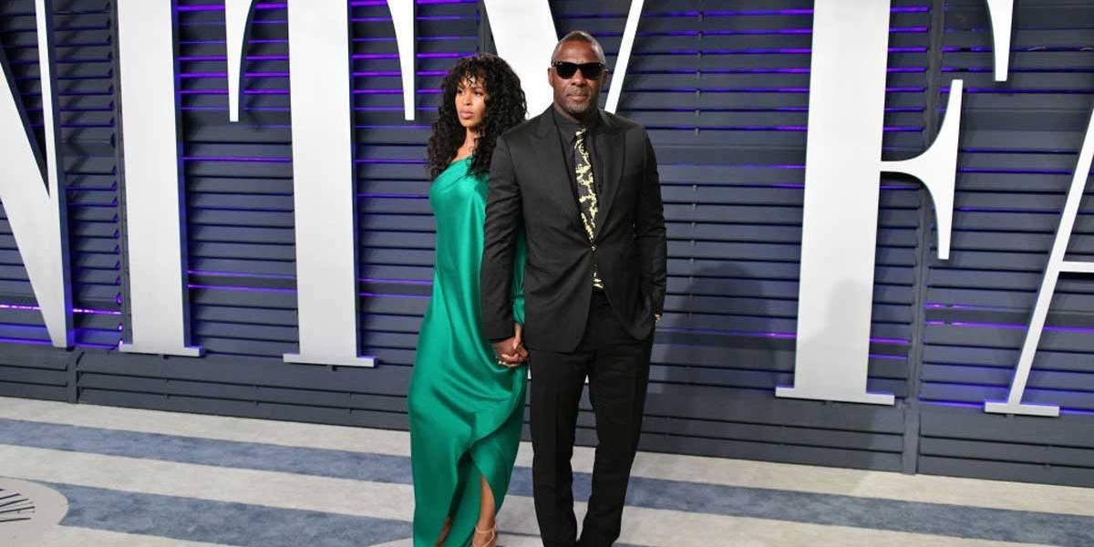 Idris Elba se casa com modelo no Marrocos