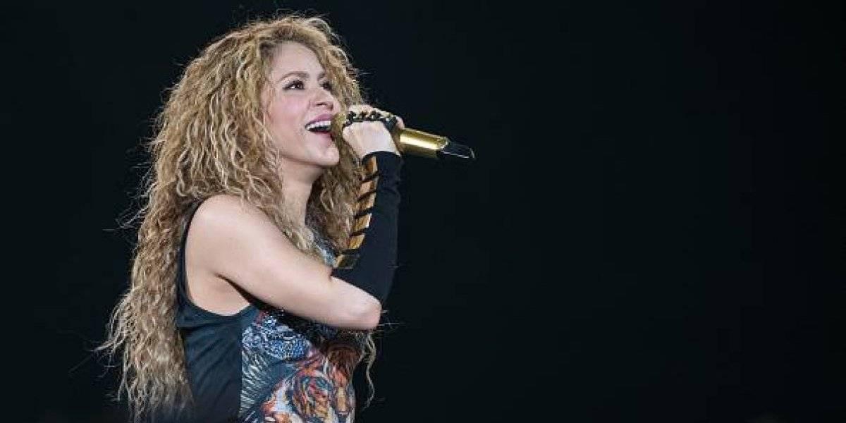 Foto revela la ropa interior que usa Shakira